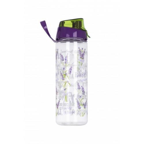 Пляшка для води Herevin Lavander 750 мл  пластик 161506-025