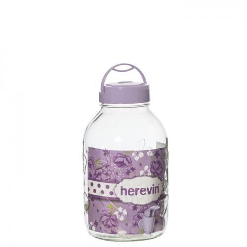 Диспенсер Beverage Lilak 5л.            Herevin