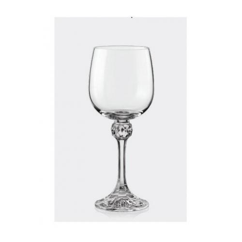 Набір бокалів Julia для вина 230мл. Bohemia