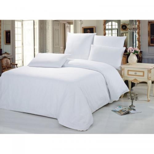 Комплект постельного белья Голд двухспальный (белый) Viluta