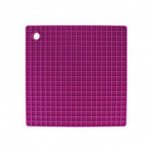 Подставка под горячее Kamille квадратная силикон 7715 Китай
