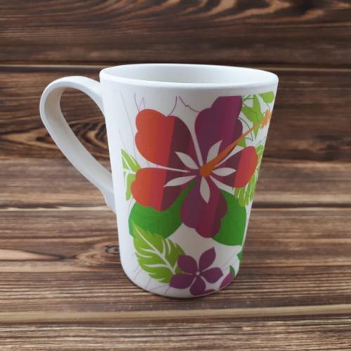 Кружка Fissman Primula 300мл. бамбуковое волокно 9318 Данія Fissman