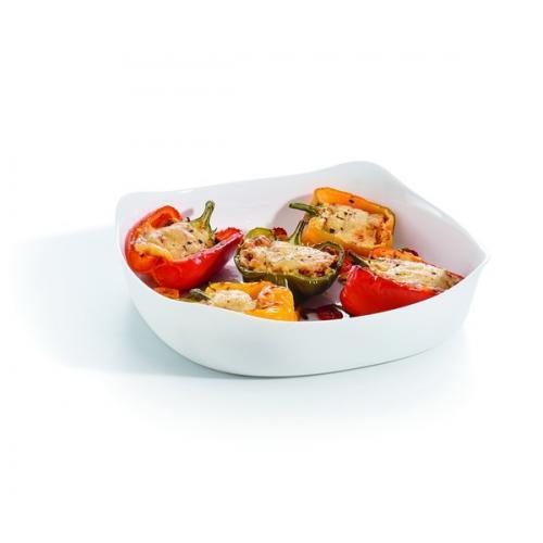 Блюдо Luminarc Smart Cuisine 29x29см. 29х29см. стеклокерамика Luminarc Р2616 Франция