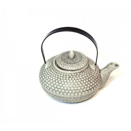 Заварювальний чайник Fissman 750мл.з ситеч.(сірий пісок)