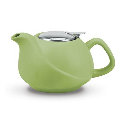Чайник заварювальний Fissman 750мл.(світло-зелений))