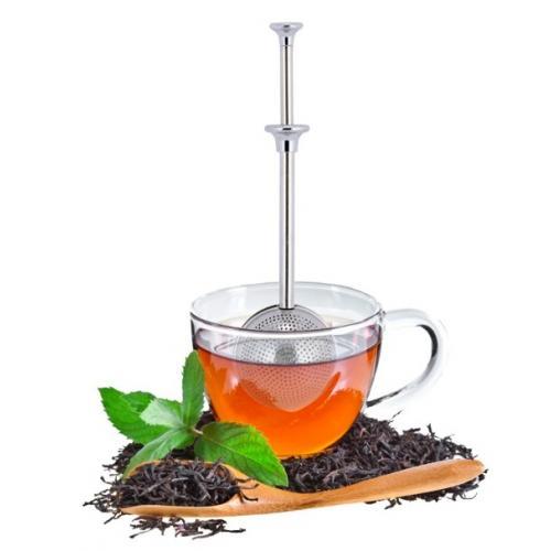 Ситечко для заварювання чая Kamille 18 см  нержавіюча сталь КМ-8842