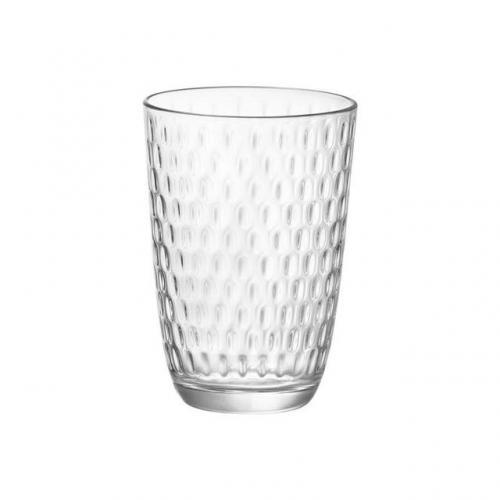 Набор стаканов Slot 390мл.  Bormioli