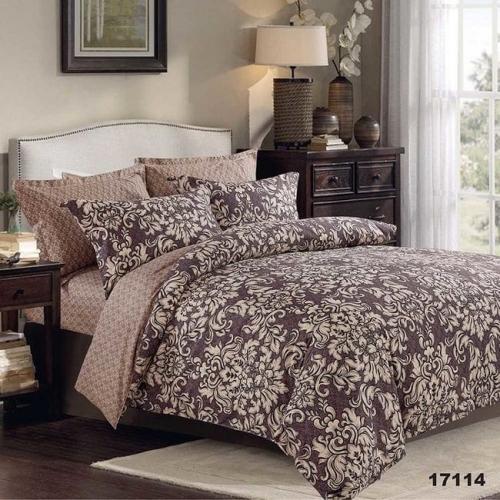 Комплект постельного белья Голд двухспальный (17114)  Viluta