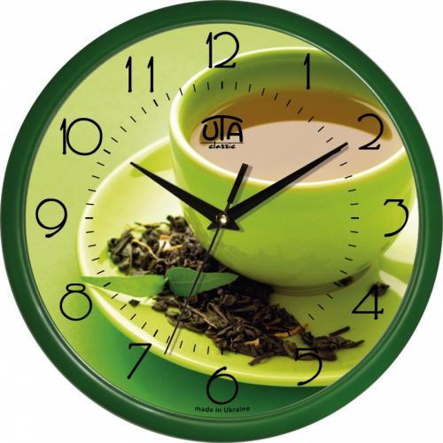 """Годинник Classique """"Чашка кави"""" UTA"""