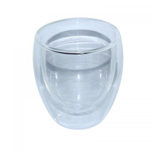 """Стакан Olens """"Любимый чай"""" 250мл. двойная стенка стекло СХ-16034-11 Китай Olens"""