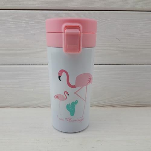 Термостакан I am flamingo
