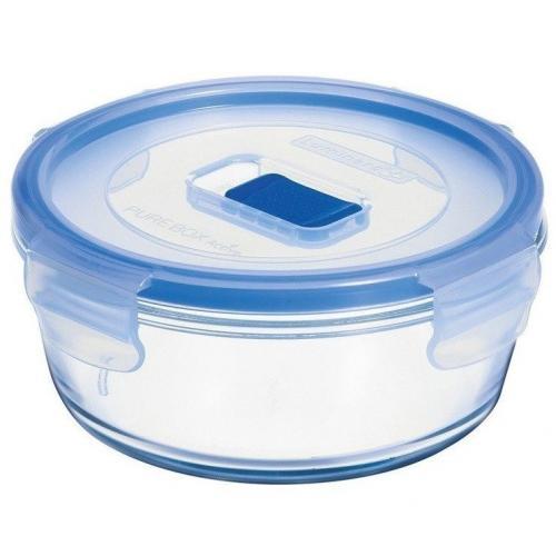 Контейнер Luminarc Pure Box Active 420мл.круглый с крышкой стекло/пластик СХ-J5636 Франция