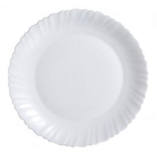 Тарілка десертна Luminarc Feston 19 см  склокераміка 11369