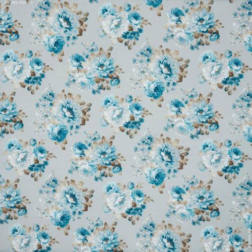 Комплект штор 1,35х2,55м. Панама Акил серый 2шт. хлопок/полиэстр 86052 Испания Текстиль-контакт