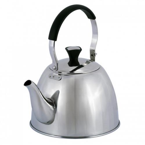 Чайник Kamille 1 л  нержавіюча сталь 1093