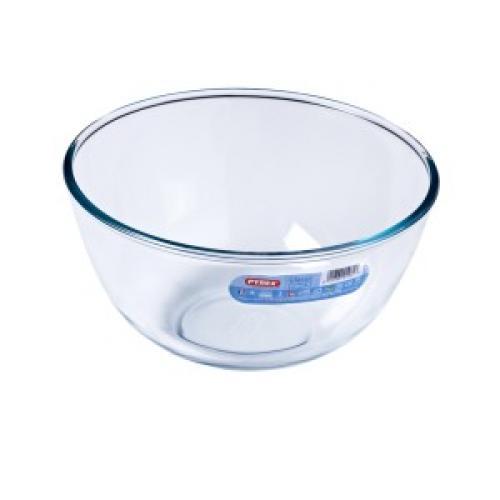 Салатник Pyrex 3л. 24см. жаростойкое стекло 181В000 Франция Pyrex