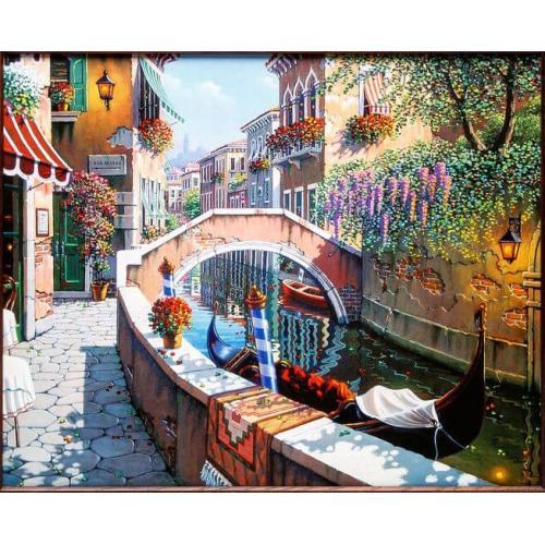 Піднос на подушці Bumerang Венеція 36,5х44,5  дерево 710042