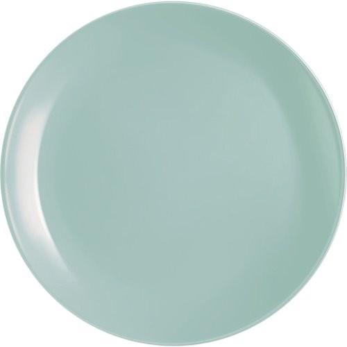 Тарелка обеденная Luminarc Diwali Light Turquoise 27,3см. стеклокерамика ФС-Р2013 Франция