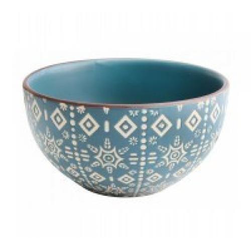 Салатник Astera Engrave Blue 14 cм  А0450-НР21-В