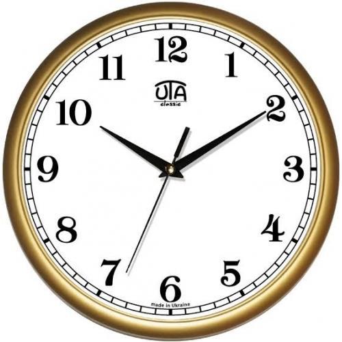 """Годинник Classique """"Класичний коричневий""""  UTA"""