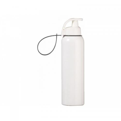 Пляшка для води Herevin Natura White 750 мл  білий пластик 161500-004