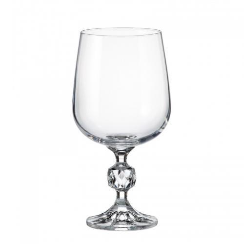 Набір бокалів Bohemia Claudia для вина 455мл.