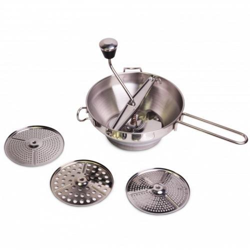 Млин Kamille багатофункціональний для їжі нержавіюча сталь КМ-5092