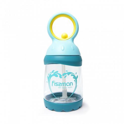 Пляшка для води Fissman 260 мл  пластик 6855