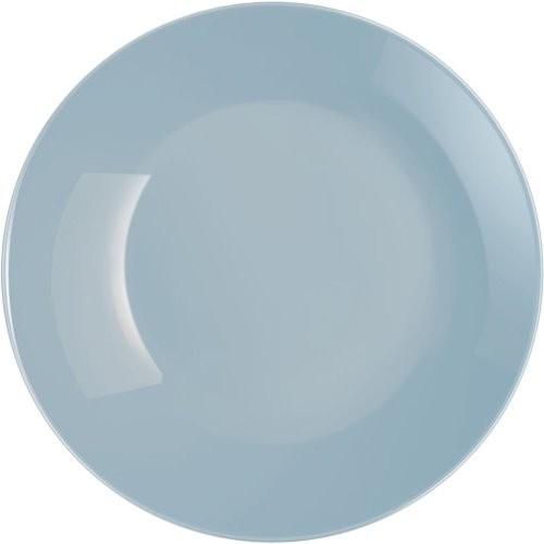Тарелка суповая Luminarc Diwali Light Blue 20см. стеклокерамика ФС-Р2021 Франция