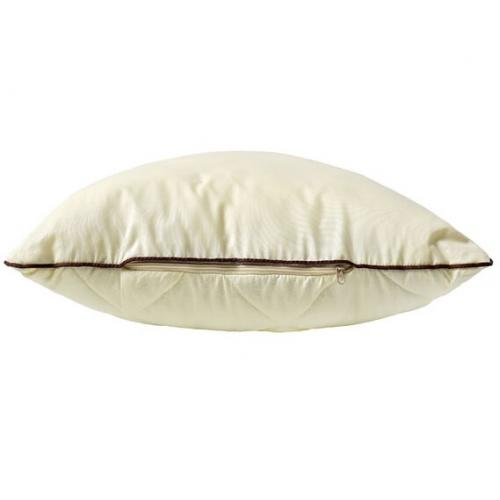 Подушка IDEIA Comfort Double Chamber 50х70 см  молоко 8-31757