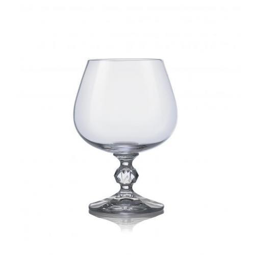 Набір бокалів Bohemia Claudia для коньяку 250мл.