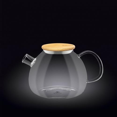 Заварювальний чайник Wilmax з фільтром 1,2 л  WL-888824/A