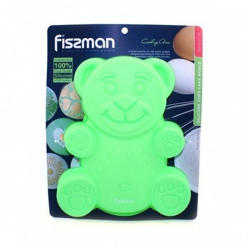 """Форма для випечки """"Медвежонок""""  Fissman"""