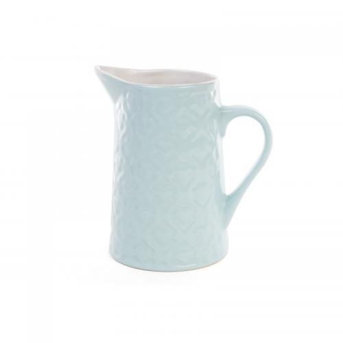 Кувшин 860мл. Bona Di (голубой) керамика 593-228 Китай Bona Di
