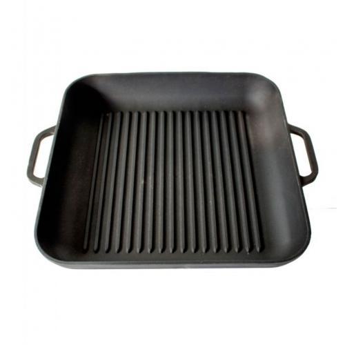 Сковорода SYTON 28 см  чавун 4746