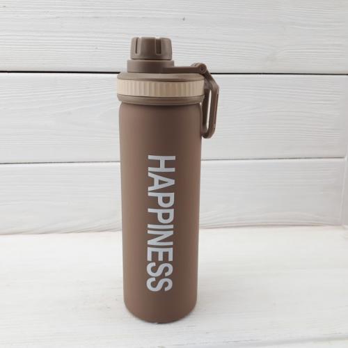 Бутылка спортивная HAPPINESS