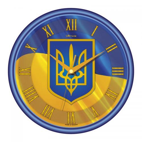 """Годинник UTA Classique 300*300*45мм.""""Герб"""""""