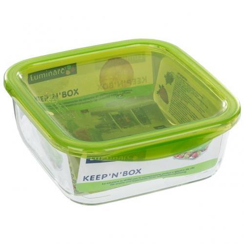 Контейнер Keep`n`box 1220мл.квадратный            Luminarc