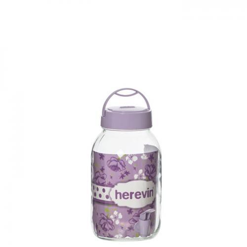 Диспенсер Beverage Lilak 3л.  Herevin