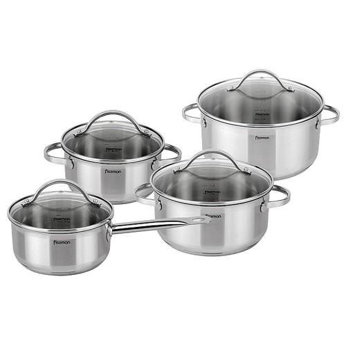 Набор кухонной посуды Gabriela 4пр.            Fissman