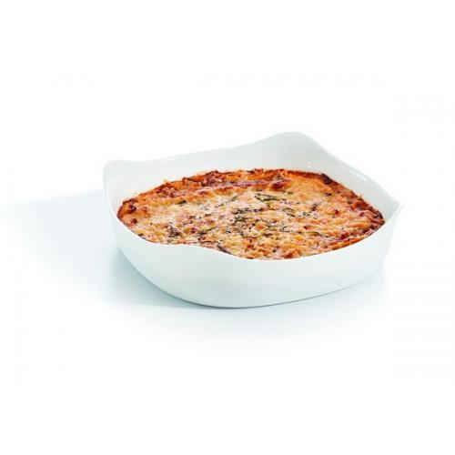 Блюдо Luminarc Smart Cuisine 20x20см. 20х20см. стеклокерамика Luminarc Р4025 Франция